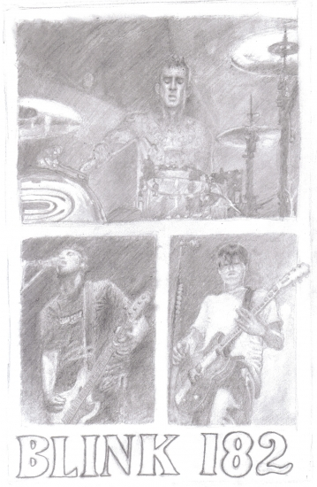 Blink-182 por vine